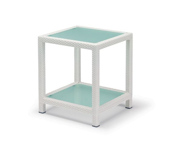 Barcelona Side table by DEDON by DEDON