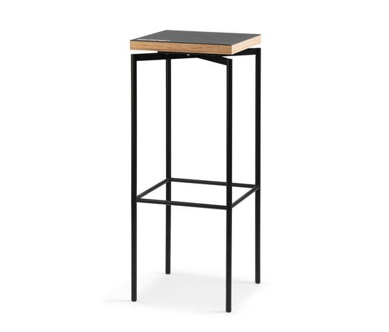 BLACKBOX barstool by JENSENplus by JENSENplus