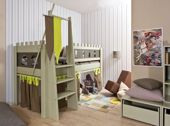 Castle Bunk Bed With A Guard Dba 208 9 By De Breuyn Beds By De Breuyn