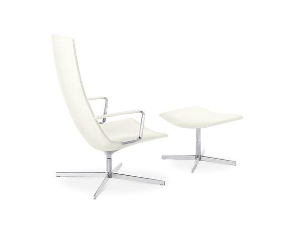 Catifa 60 Lounge | 2130+2137 by Arper by Arper