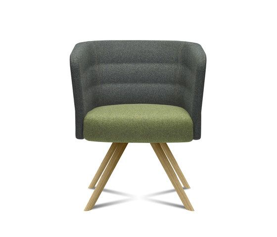 Cell 75 easy chair by SitLand by SitLand