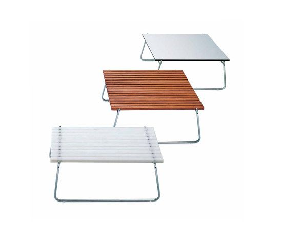 Clip low table by Bivaq by Bivaq