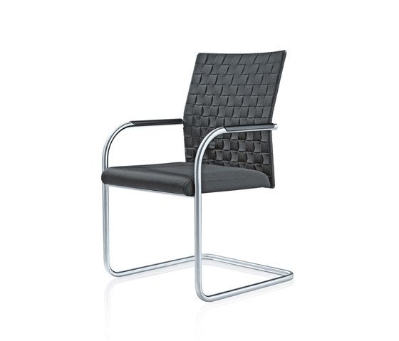 CORPO Cantilever chair by Girsberger by Girsberger