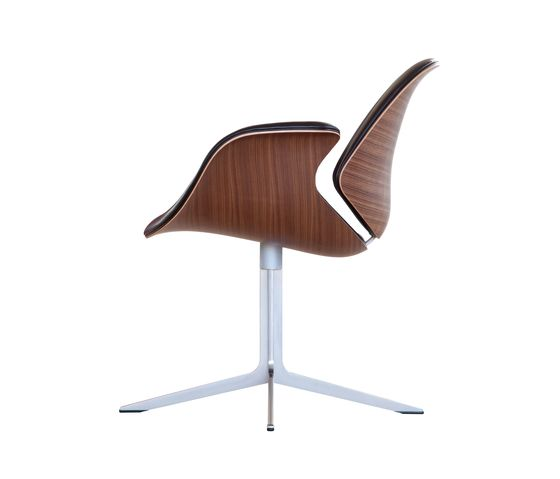 Council Lounge Chair by onecollection by onecollection