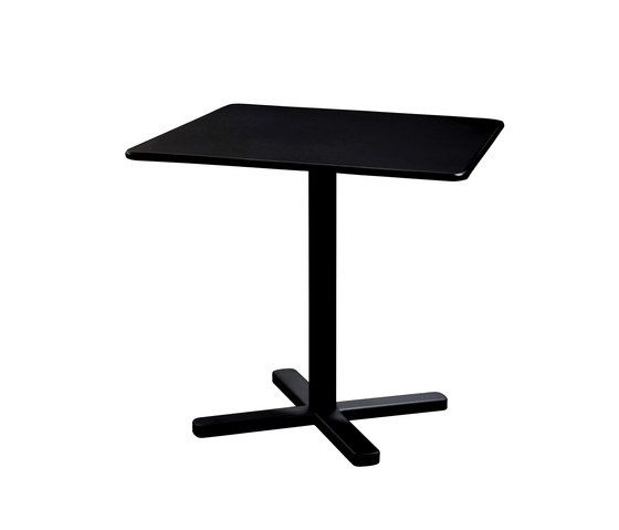 Darwin Folding Square Table by EMU