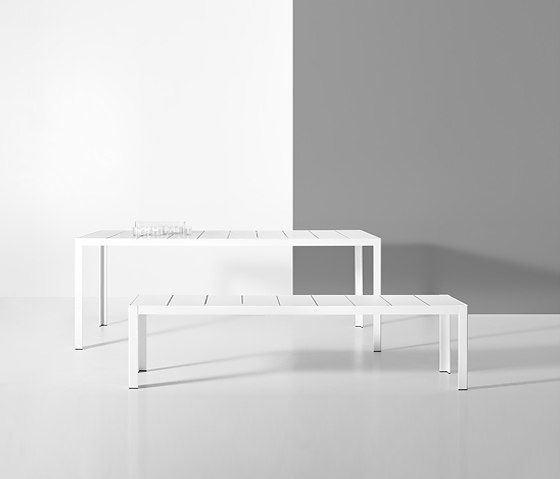 Dats bench/table by Bivaq by Bivaq