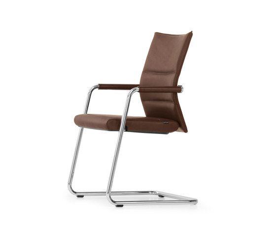 DIAGON Executive cantilever chair by Girsberger by Girsberger