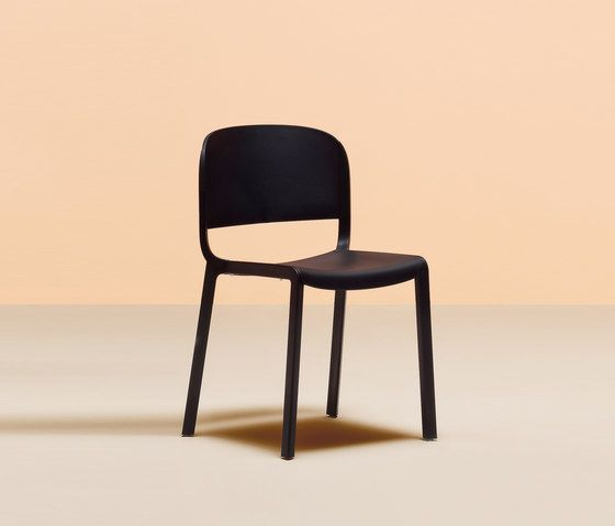Dome chair by PEDRALI by PEDRALI