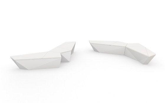 Faz bench by Vondom