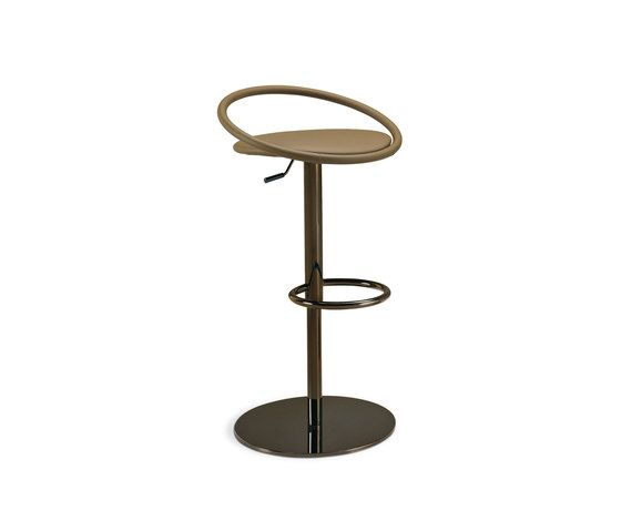 Fizzy height-adjustable stool by Frag by Frag