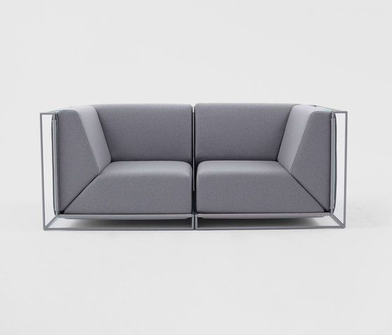 Floating Sofa by Comforty by Comforty