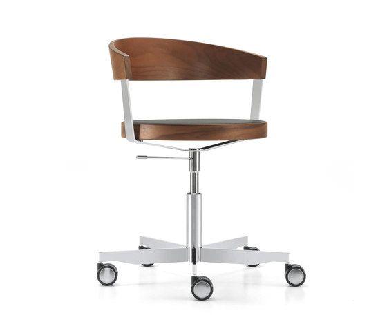 G 125 Swivel chair by Girsberger by Girsberger
