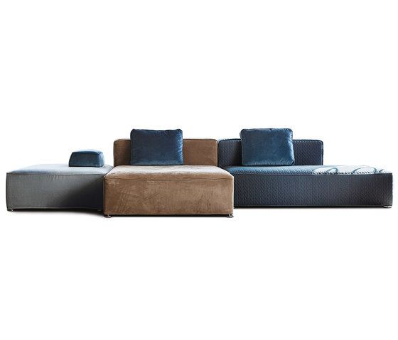 Glam 275 Sofa by Vibieffe by Vibieffe