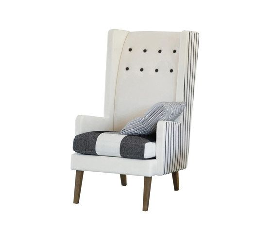 Harper Armchair by Designers Guild by Designers Guild