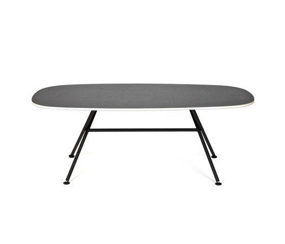 High Table Oval by OBJEKTEN by OBJEKTEN