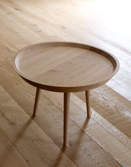 I Massivi   DMF/005 Side table by Itlas by Itlas