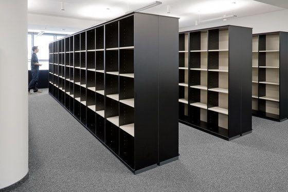 K2 | Open cabinet by Bene by Bene