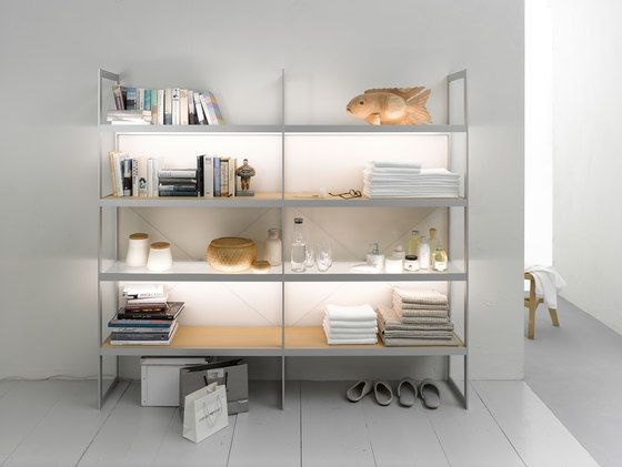 Lighting system 6 Light shelf 200 by GERA by GERA