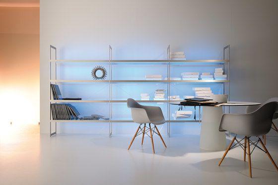 Lighting system 6 Light shelf 300 by GERA by GERA