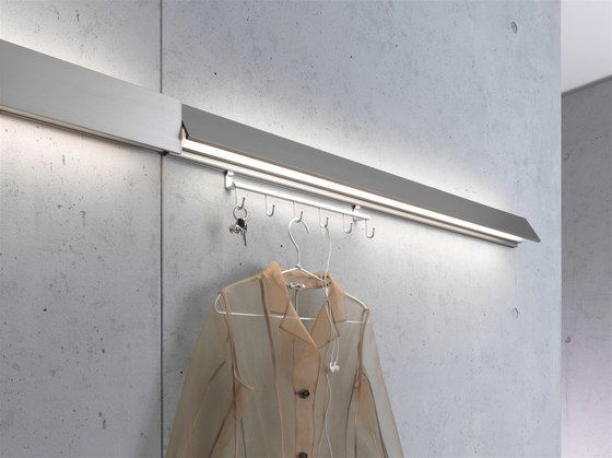 Lighting system 8 Coat rack lamp by GERA by GERA