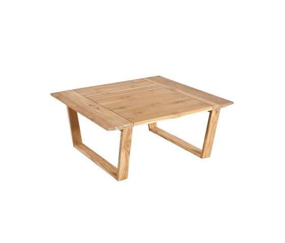 Lineal Corner table by Point by Point