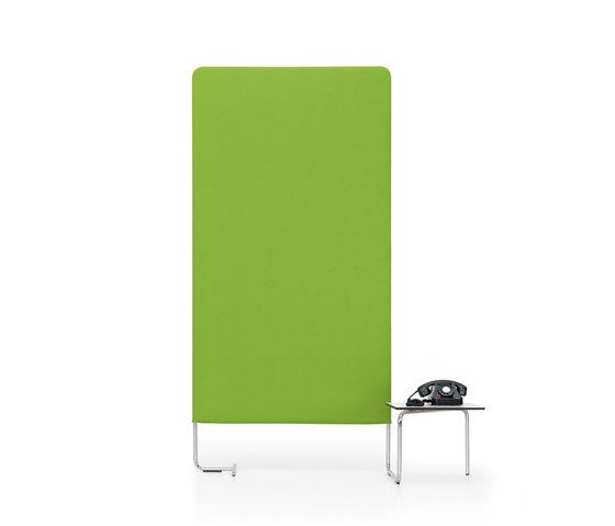 LINKED Wall element with table by Girsberger by Girsberger