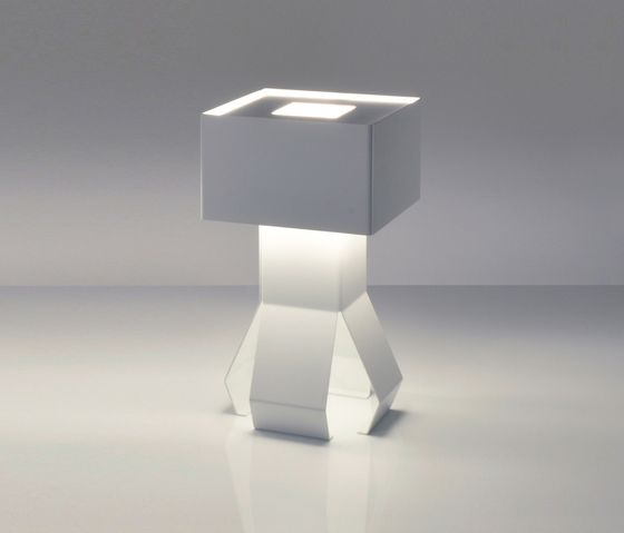 Mascolino TL - Table lamp by Bernd Unrecht lights by Bernd Unrecht lights