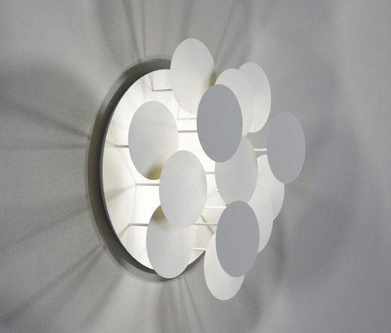 millelumen circles wall by Millelumen by Millelumen