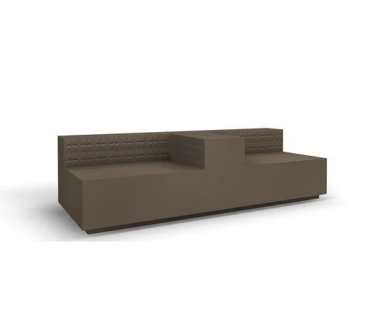 Minimal+ twin sofa by JSPR by JSPR