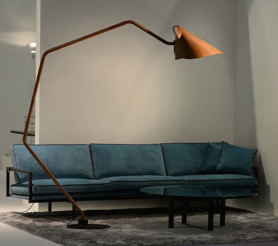 Mrs. Q lamp by Jacco Maris by Jacco Maris