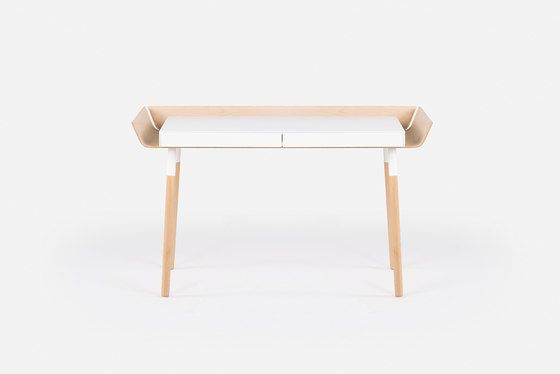 My writing desk large Birch by EMKO by EMKO
