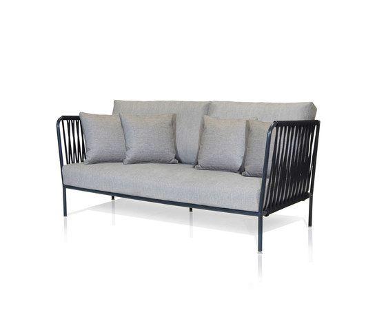 Nido Hand-woven sofa by Expormim by Expormim
