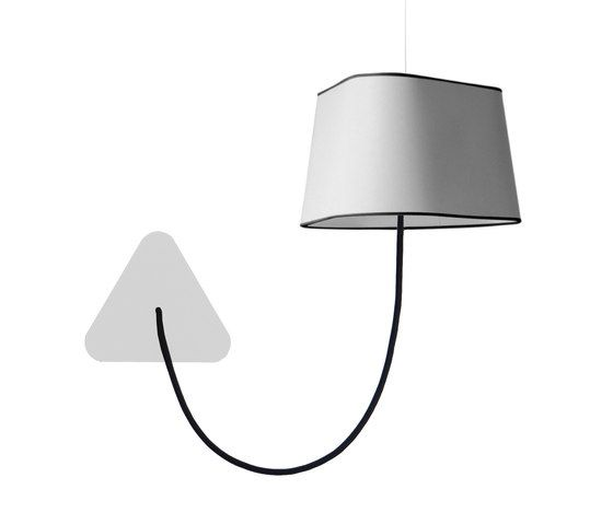 Nuage Wall-fixed pendant light small by designheure by Designheure