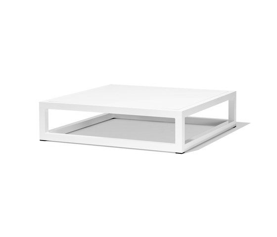 Nude low table by Bivaq by Bivaq