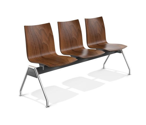 Onyx Beam Seating 3440/99 by Casala by Casala