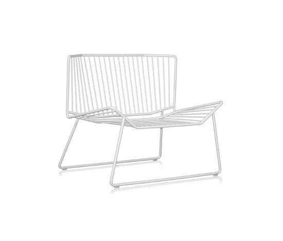 Out_Line Armchair by Expormim by Expormim