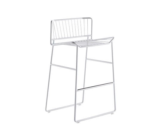 Out_Line Barstool by Expormim by Expormim