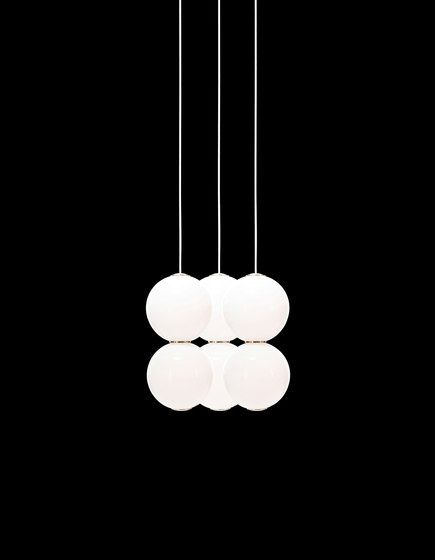 Pearls Chandalier 3 - EEE by Formagenda by Formagenda