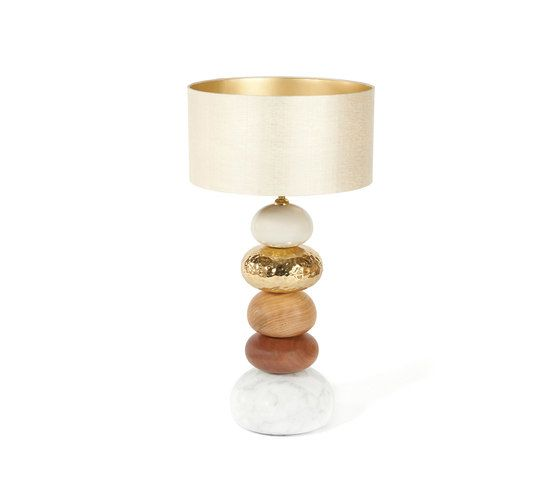 Pebble | Table Lamp by GINGER&JAGGER by GINGER&JAGGER