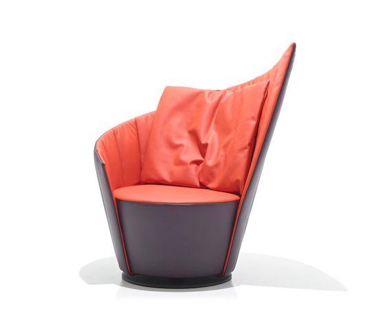 Pegasus Small Armchair by Jori by Jori