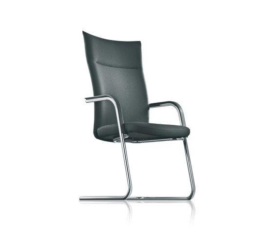 pharao cantilever chair high by fröscher by fröscher