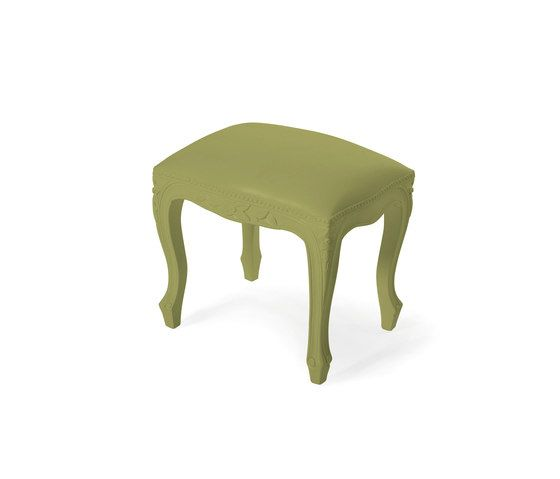 Plastic Fantastic small bench lime by JSPR by JSPR