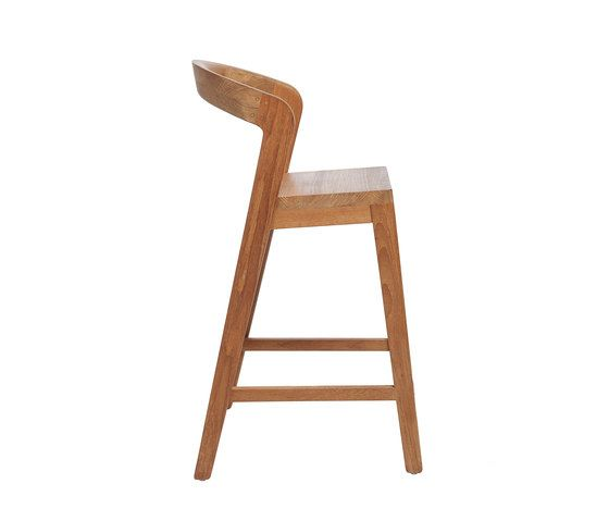 Play Barstool High – A Grade Teak by Wildspirit by Wildspirit