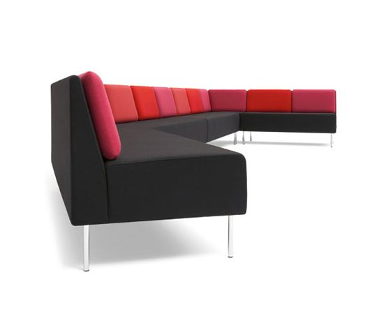 Playback sofa system by OFFECCT by OFFECCT