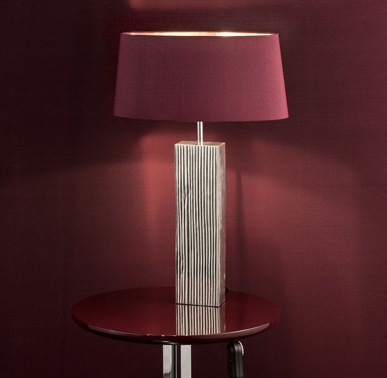 Posh Big Table Lamp by Christine Kröncke by Christine Kröncke