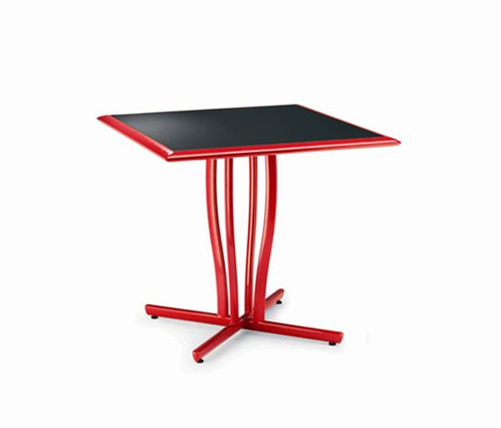 Premiere Pedestal Table by EGO Paris by EGO Paris