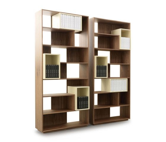 Puzzle 9700 Bookcase by Vibieffe by Vibieffe