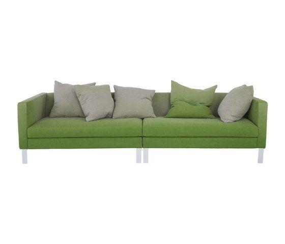 Quadro Sofa by Designers Guild by Designers Guild