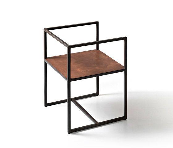 Riviera Chair by De Castelli by De Castelli