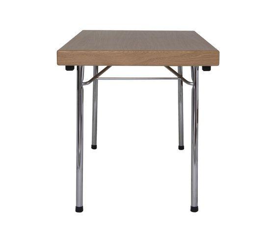 S 319 folding table by Wilde + Spieth by Wilde + Spieth